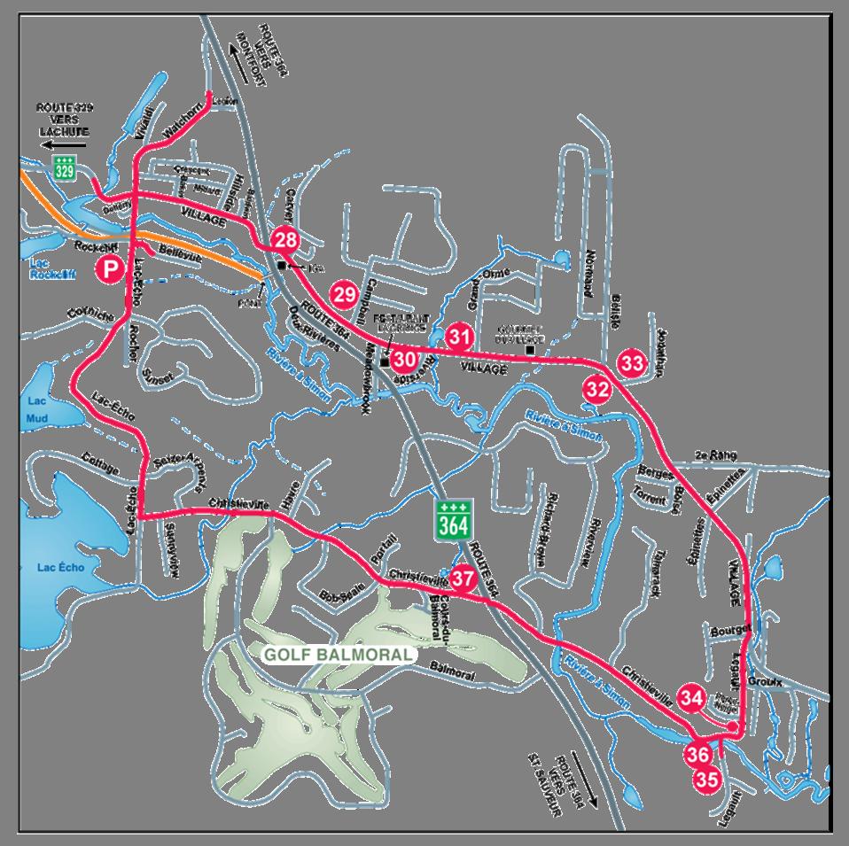 Circuit Christieville map