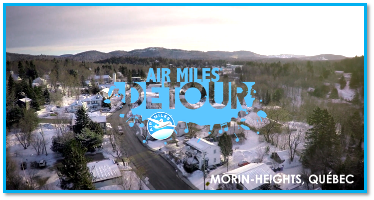 Air Miles detour icon2