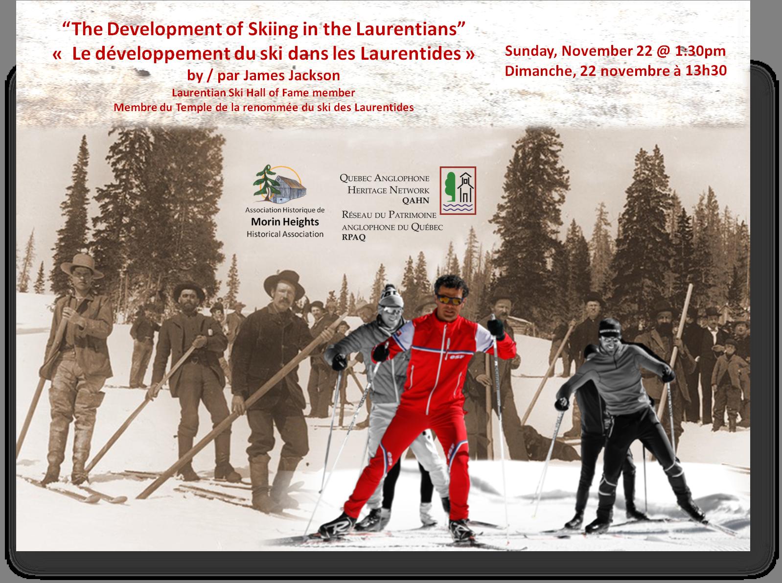 Development of Skiing revised November2